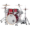 "Schlagzeug Pearl Masters Maple Complete 22"" Inferno Red Sparkle, Drums, Drums/Percussion"