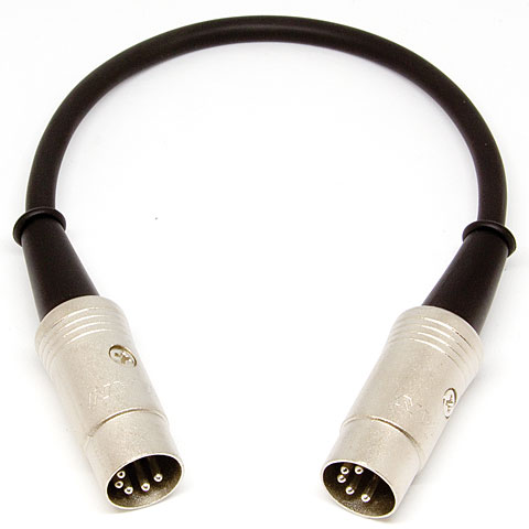 Karl's Midi-Wire Patchcable 15 cm ST/ST
