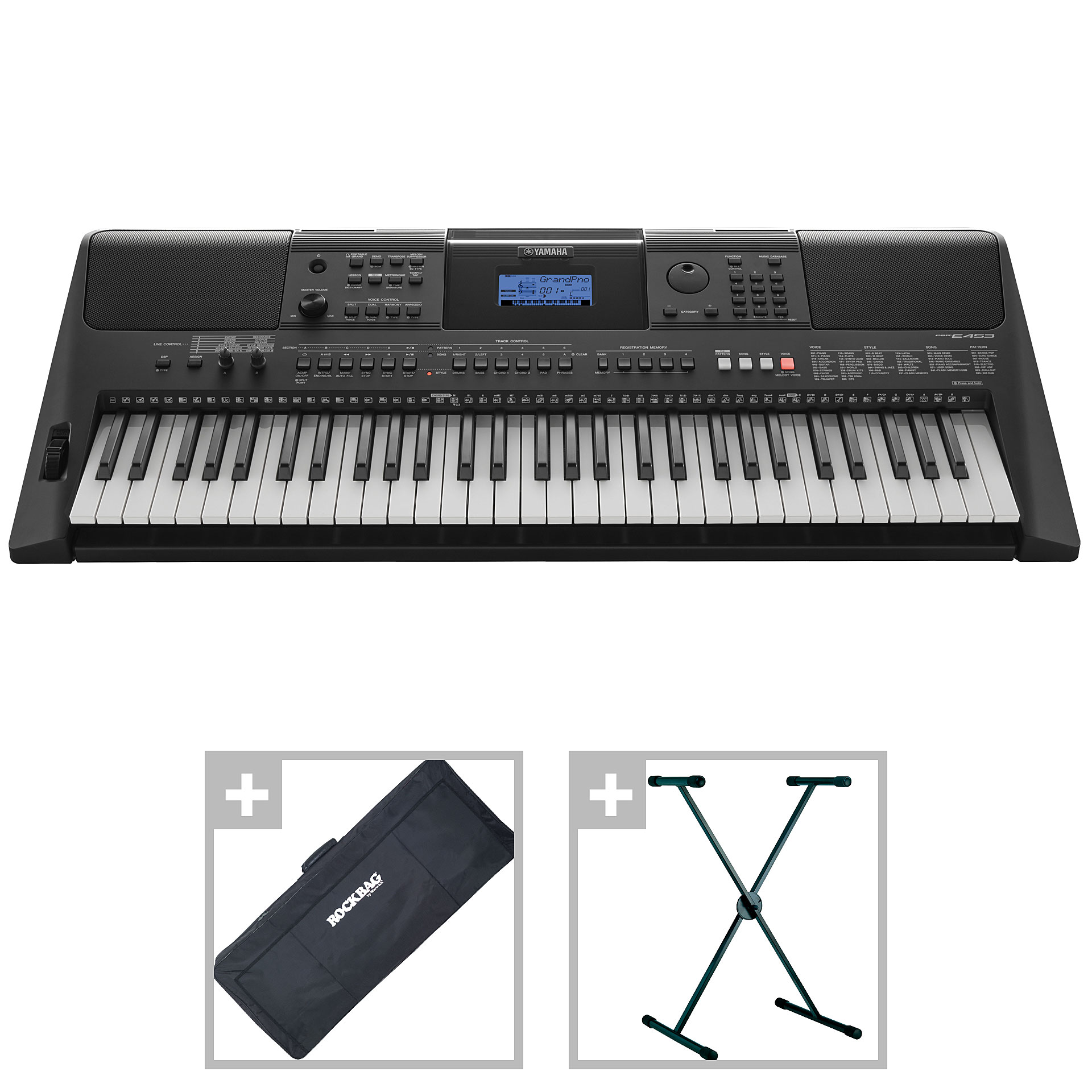 Yamaha Keyboard Songbook