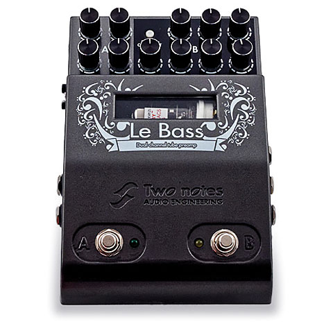 Two Notes Le Bass Dual Channel Preamp