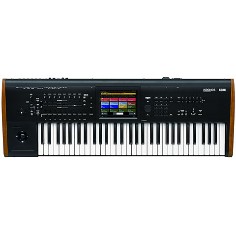 Korg Kronos 61 Modell 2015 Synthesizer, Sampler