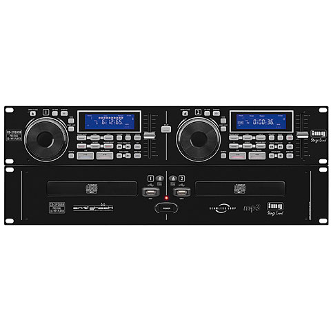 IMG Stageline CD-292USB DJ-Equipment