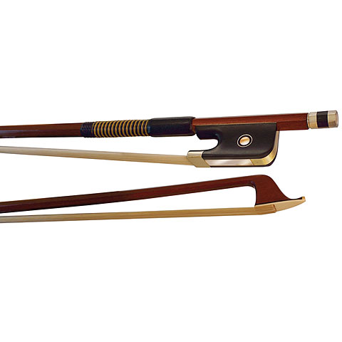 Hidersine Cello Bow - Brazilwood - Octagonal 4/4