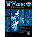 Lehrbuch Alfred KDM Sitting In: Blues Guitar (+ DVD)