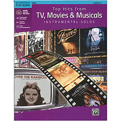 Alfred KDM Top hits from TV, Movies and Musicals for flute