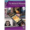 Alfred KDM Top hits from TV, Movies and Musicals for trombone « Play-Along