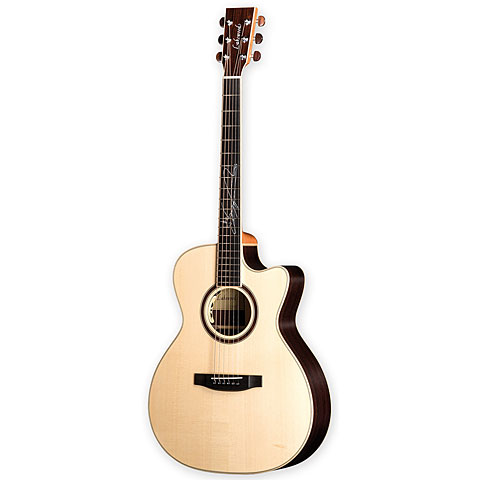 Lakewood Sungha Jung Signature