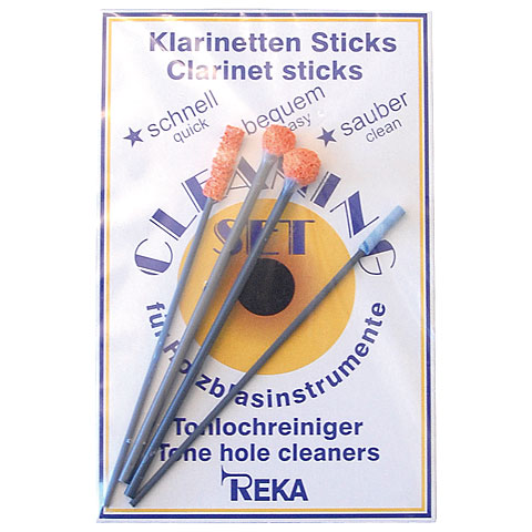 Reka Tone Hole Cleaner