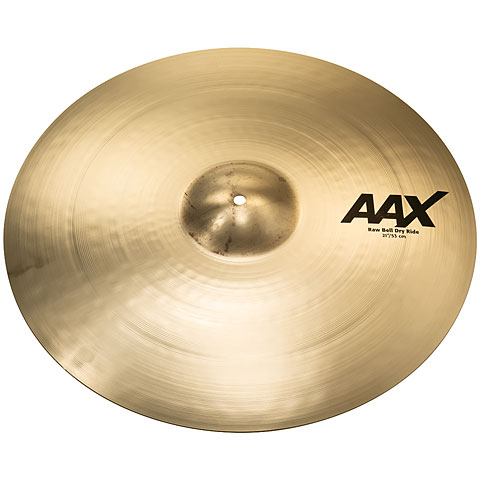 Sabian AAX 21'' Raw Bell Dry Ride Brilliant Becken