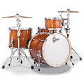 "Gretsch Drums USA Brooklyn 20"" Satin Mahogany Drumset « Schlagzeug"
