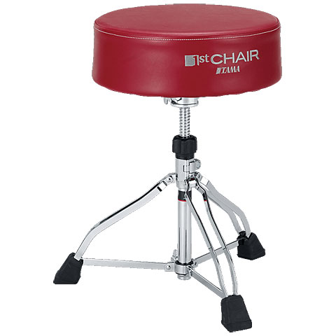Tama 1st Chair HT830R Round Rider XL Red Trio