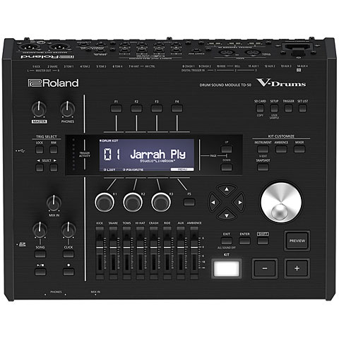 Roland TD 50 Drum Sound Module E Drums
