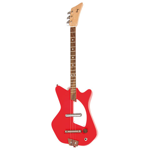 Loog II Electric Red