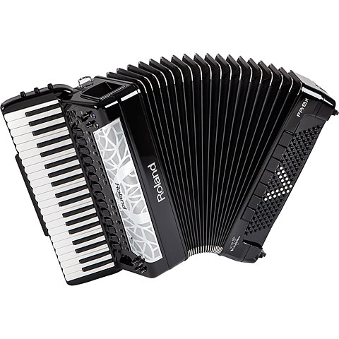 Roland V Accordion FR 8X BK Akkordeons