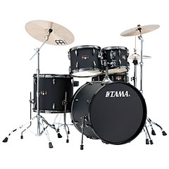 Tama Imperialstar 22  Blacked Out Black