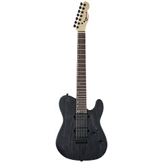 Charvel SD2-7 2H HT Pitch Black « E-Gitarre