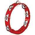 Tambourin Meinl Headliner Red Tour Tambourine, Percussion, Drums/Percussion