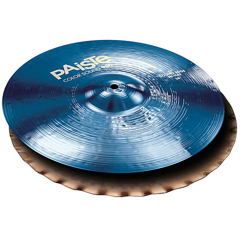Paiste Color Sound 900 Blue 14  Sound Edge HiHat