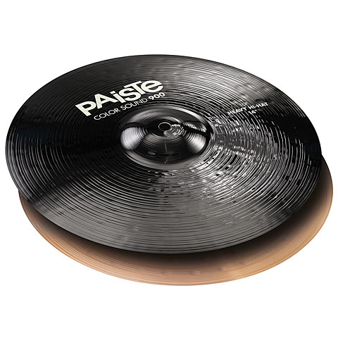 Paiste Color Sound 900 Black 14  Heavy HiHat