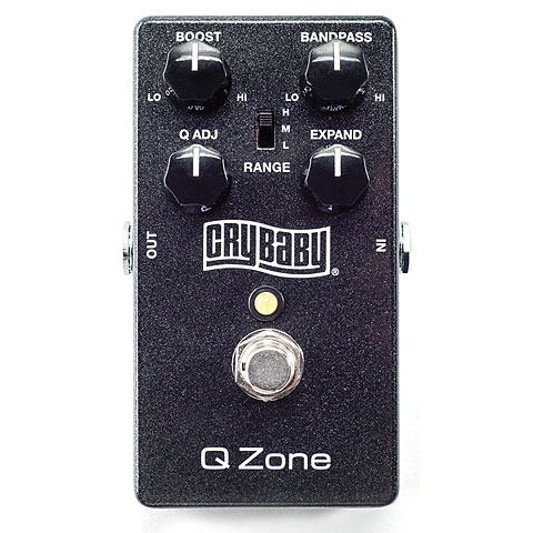 Dunlop CSP030 CryBaby Q Zone Fixed Wah