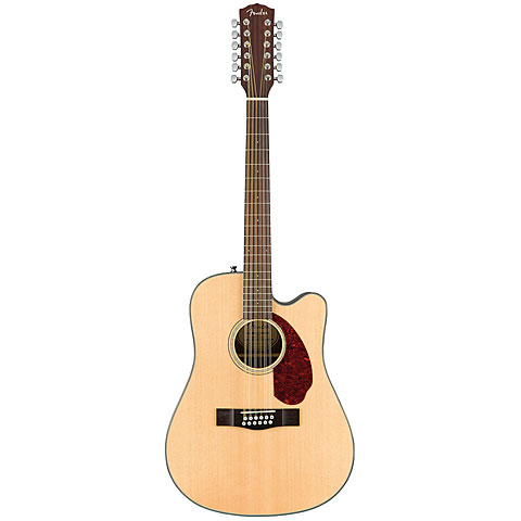 Fender CD 140SCE 12 NAT Westerngitarren