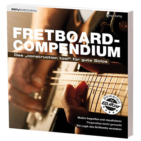PPVMedien Fretboard-Compendium - Das construction tool