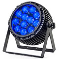 LED-Leuchte Expolite TourPar QXW Outdoor Zoom 12x15 W RGBW