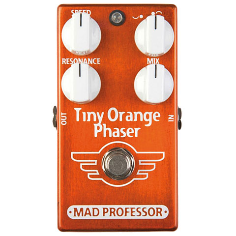 Mad Professor Tiny Orange Phaser Effekte