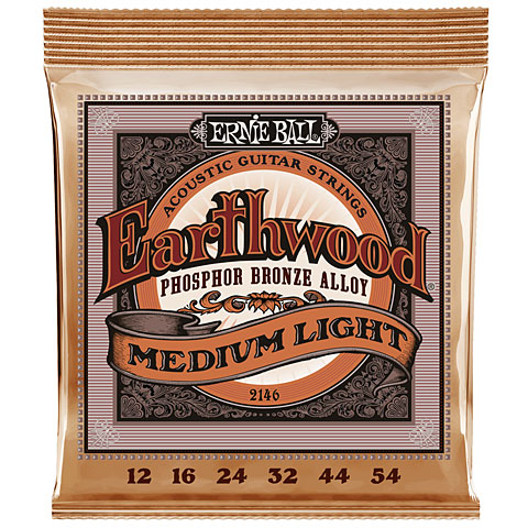 Ernie Ball Earthwood EB5146 012-054