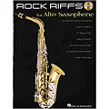 Hal Leonard Rock Riffs « Play-Along
