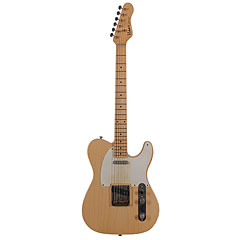 Haar Traditional T Aged Blonde, 1-Piece Swamp Ash Body « E-Gitarre