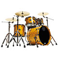 "Mapex SaturnV MH Exotic Serie 20"" Amber Maple Burl « Schlagzeug"