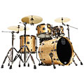 "Schlagzeug Mapex SaturnV MH Exotic Serie 20"" Natural Maple Burl"