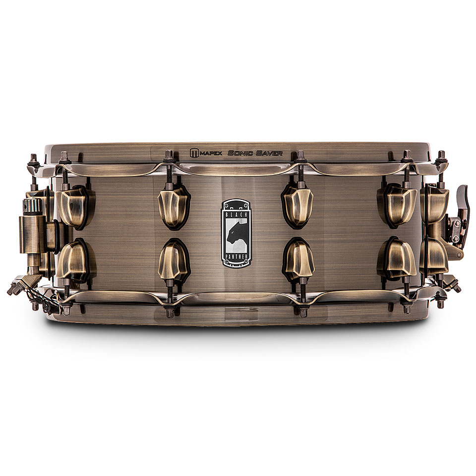 Mapex Black Panther The Brass Cat