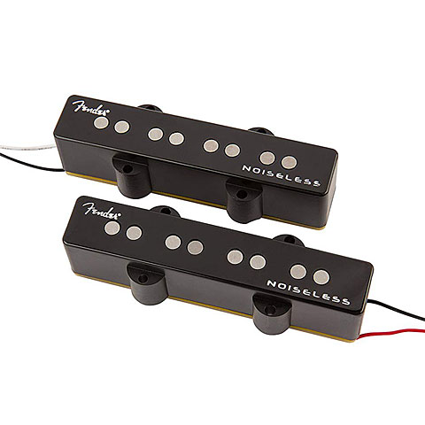 Fender GEN 4 Noiseless Jazz Bass Pickup Set Tonabnehmer