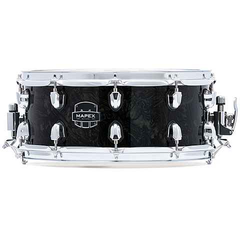 Mapex Saturn V Tour 14  x 6  Black Pearl Snare