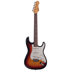 Haar Traditional S, Sunburst « E-Gitarre