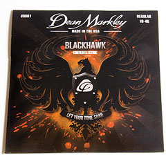 Dean Markley 8001 REG Blackhawk,010-046 Regular