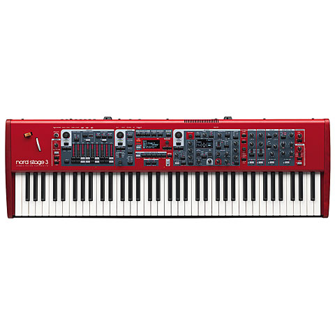 Clavia Nord Stage 3 HP76 Digitalpianos