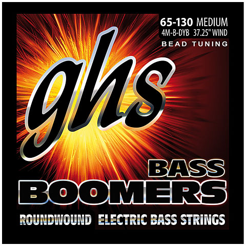 GHS Boomers 065-130 4 m-B-DYB