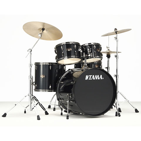 Tama Imperialstar 20'' Hairline Black Hyperdrive Edition Drums