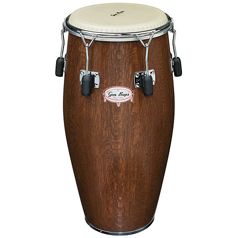 Gon Bops California Mahogany Tumba Percussion