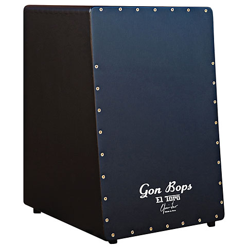 Gon Bops El Toro Cajon with Gigbag Percussion