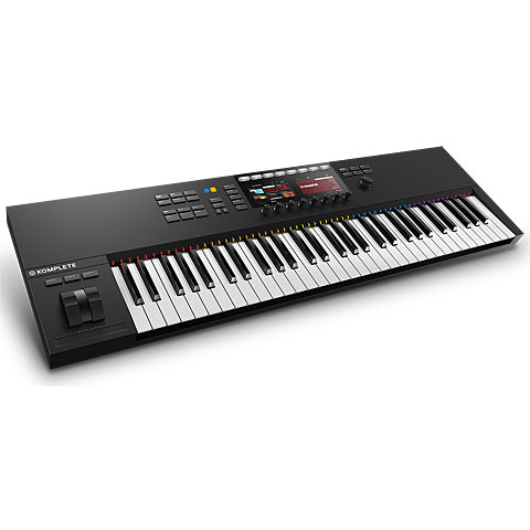 Native Instruments Kontrol S61 MK2 Masterkeyboards