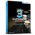 Softsynth Toontrack Superior Drummer 3, Computer Software, Studio/Recording