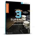 Softsynth Toontrack Superior Drummer 3 CRG, Computer Software, Studio/Recording