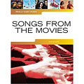 Notenbuch Music Sales Really Easy Piano - Songs From The Movies, Bücher, Bücher/Medien