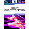 Music Sales Really Easy Piano - Great Showstoppers « Notenbuch