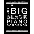 Songbook Music Sales The Big Black Piano Songbook