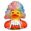 Geschenkartikel Bosworth Rubber Duck Amadeus Orange